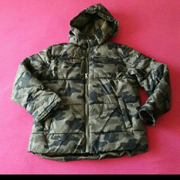 074dec40b225e Faded Glory Jackets & Coats | Boys Army Jacket | Poshmark